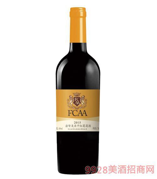 2015法智美澳干红葡萄酒-750ml-14%vol