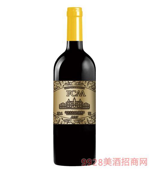 2013法智美澳干红葡萄酒-750ml-13.5%vol
