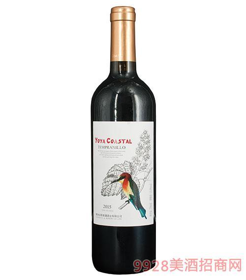 法国西拉干红葡萄酒葡园3号13.5度750ml