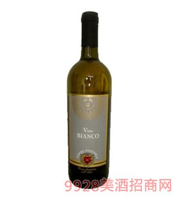 意大利卡萨干白葡萄酒