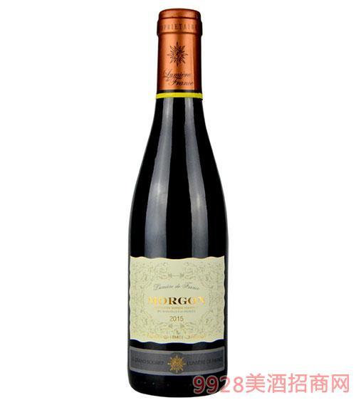 法国之光·375ML摩根干红葡萄酒