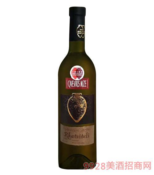大陶卡茨泰利干白葡萄酒12度750ml
