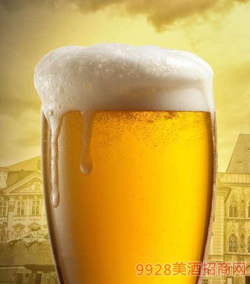 巴伐利亚黄啤