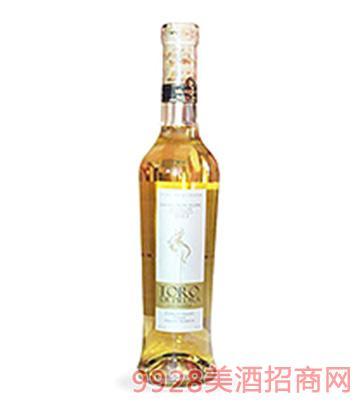 冰谷晚摘甜白葡萄酒