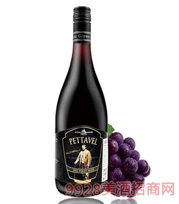 2012佰德福黑皮诺干红葡萄酒
