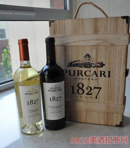原瓶进口摩尔多瓦普嘉利酒庄PURCARI梅乐干红葡萄酒