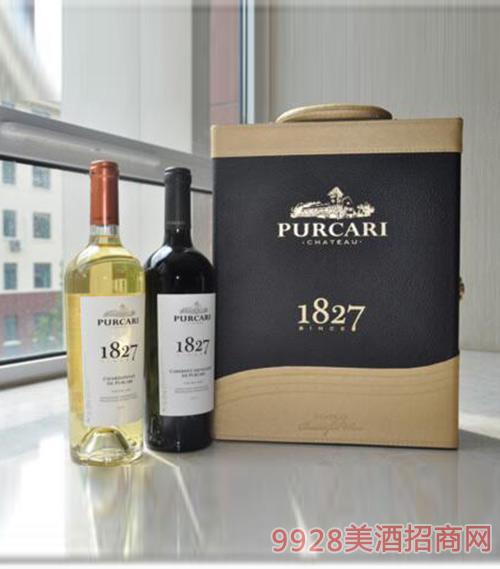 摩尔多瓦原瓶进口普嘉利酒庄PURCARI黑皮诺干红葡萄酒