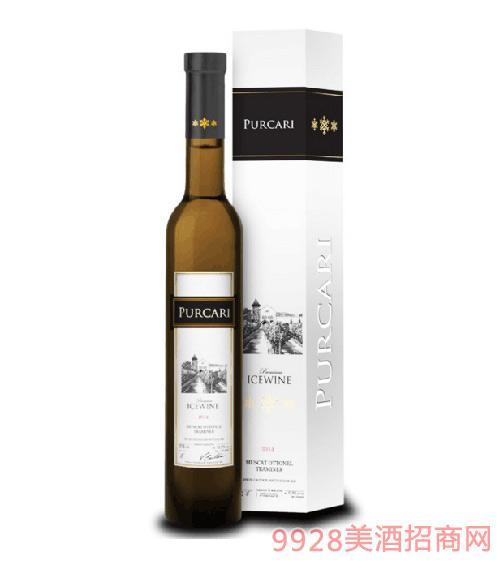 摩尔多瓦原瓶进口葡嘉利酒庄冰白葡萄酒
