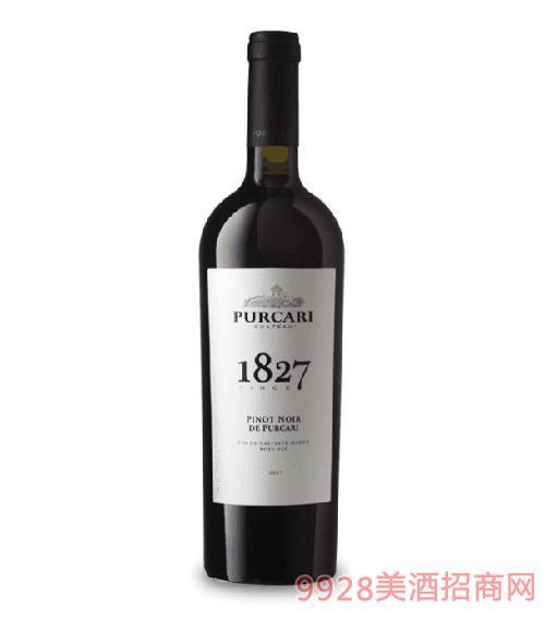 摩尔多瓦原瓶进口葡嘉利酒庄黑皮诺干红葡萄酒