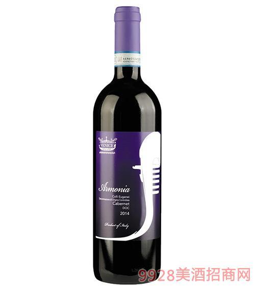 威尼斯和谐干红葡萄酒