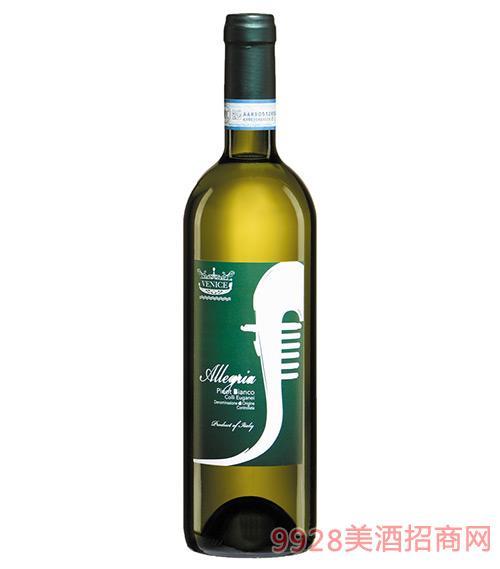 威尼斯干白葡萄酒