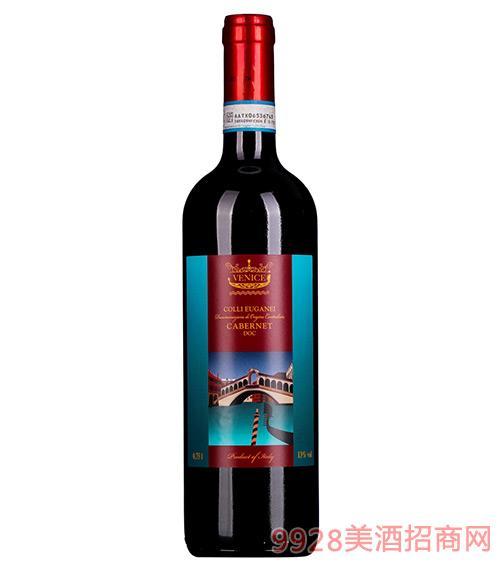 威尼斯激情干红葡萄酒(红标)