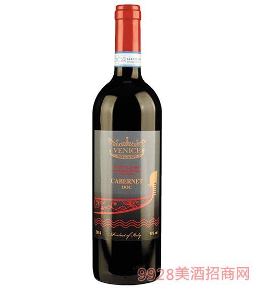 威尼斯码头干红葡萄酒