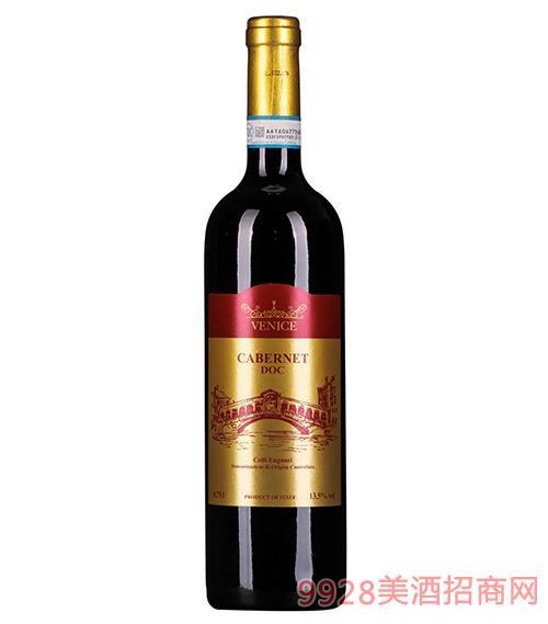 威尼斯至尊干红葡萄酒