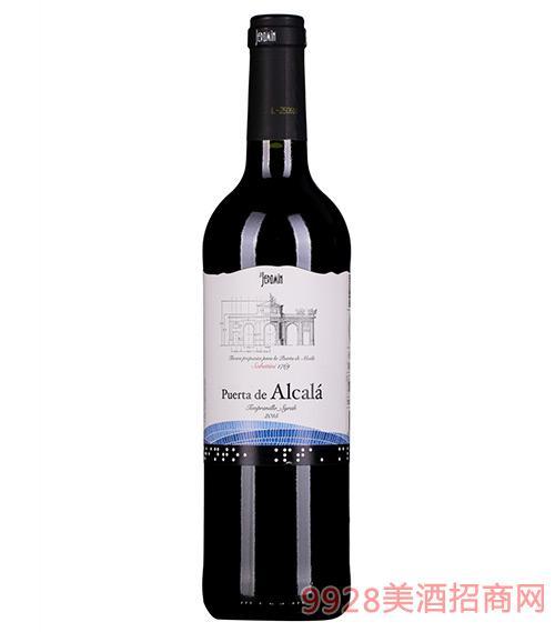 赫罗明阿尔卡拉干红葡萄酒