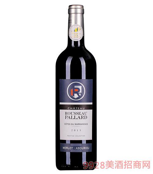 帕拉度干红葡萄酒12.5度750ml