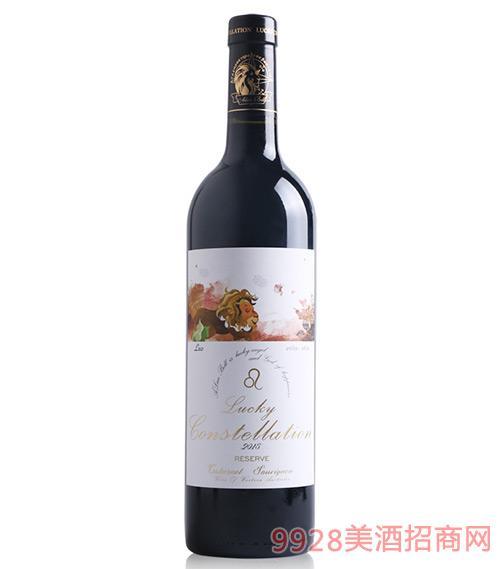 阿兰贝尔狮子座葡萄酒14.5度750ml