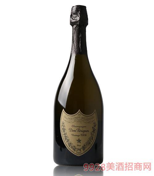 法国唐培里侬香槟王12.5度750ml