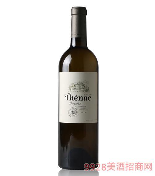 法国泰纳白葡萄酒750ml