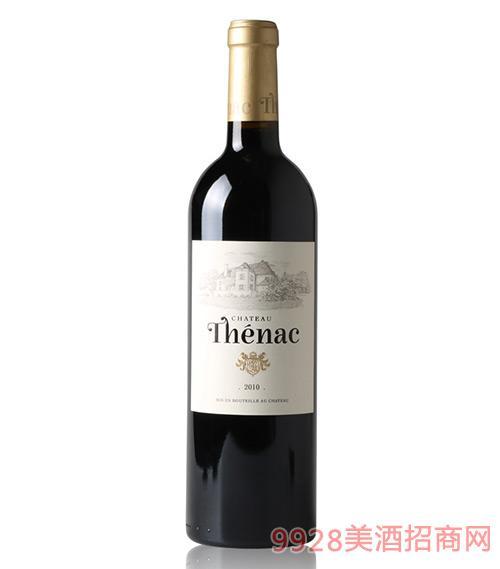 法国泰纳干红葡萄酒750ml