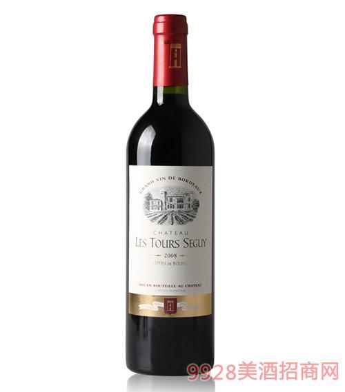 法国拉图世家葡萄酒750ml