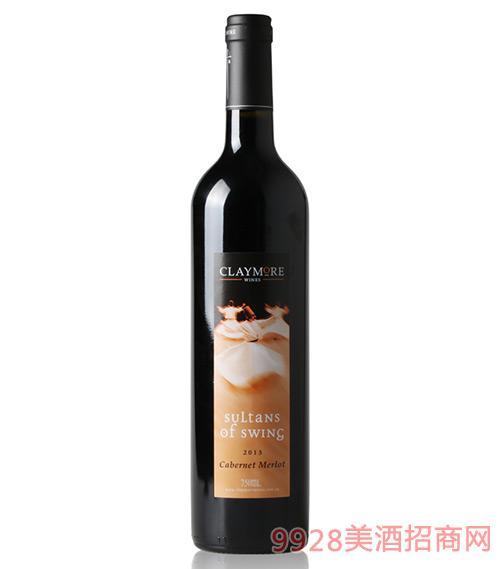 奇摩欢聚干红葡萄酒14.5度750ml