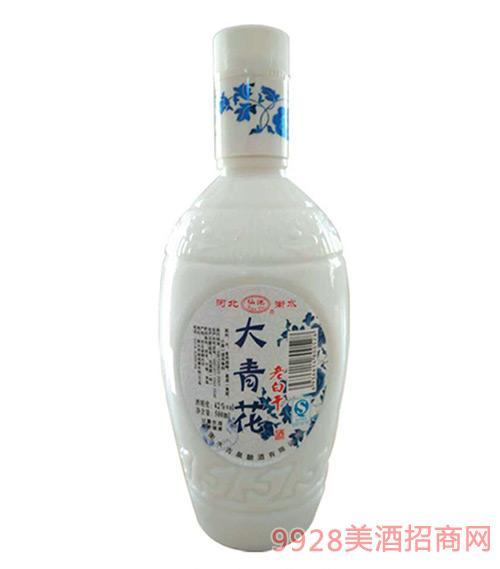 42度大青花老白干酒500mlx12