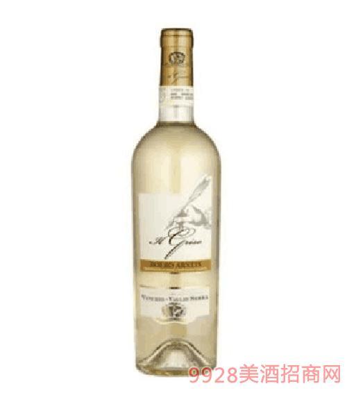 意大利阿尼斯干白葡萄酒