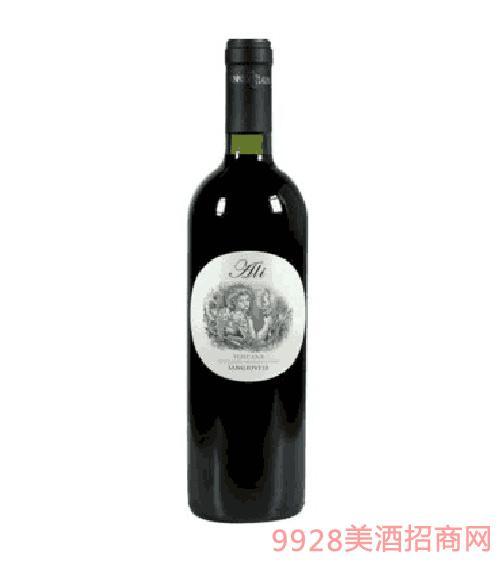 意大利天使之翼干红葡萄酒