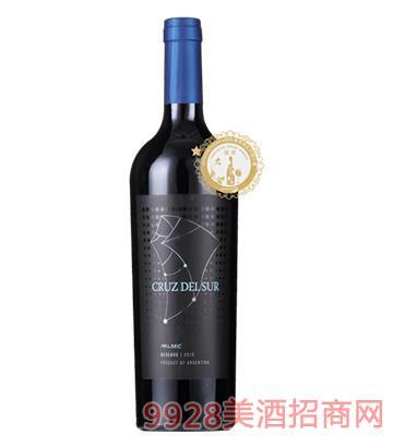 南十字星马尔贝克珍藏干红葡萄酒