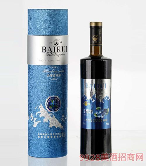 金 牌蓝莓酒750ml