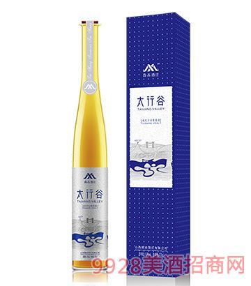 太行谷蓝色经典冰白葡萄酒