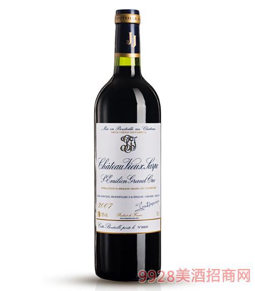 2007古萨尔普城堡干红葡萄酒