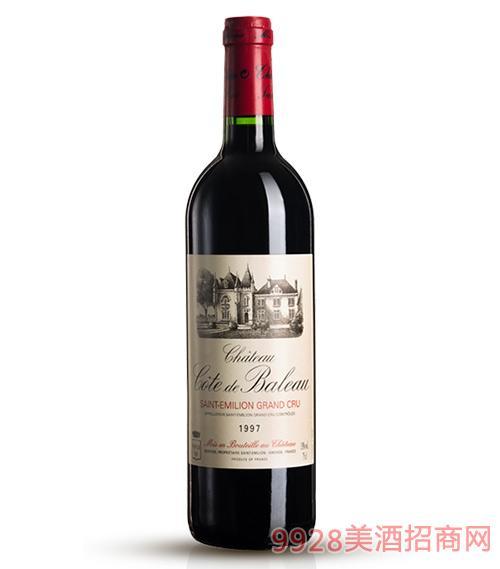 1997贝露城堡干红葡萄酒