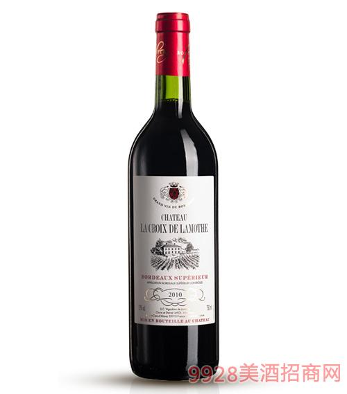 2010拉克鲁瓦·拉莫特干红葡萄酒