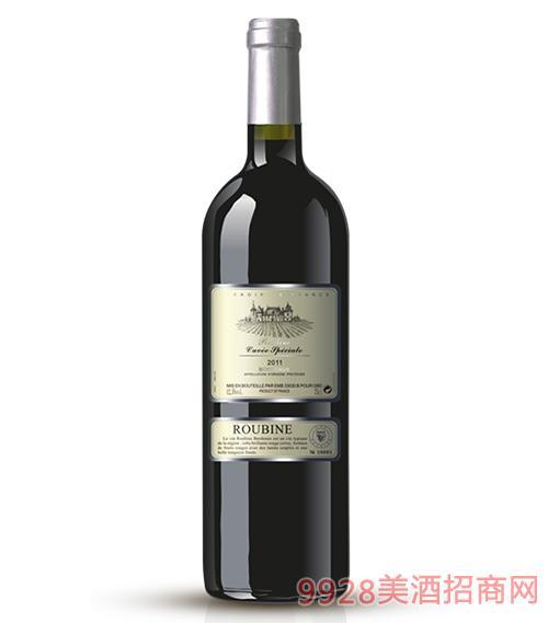 波尔多庄园特酿干红葡萄酒