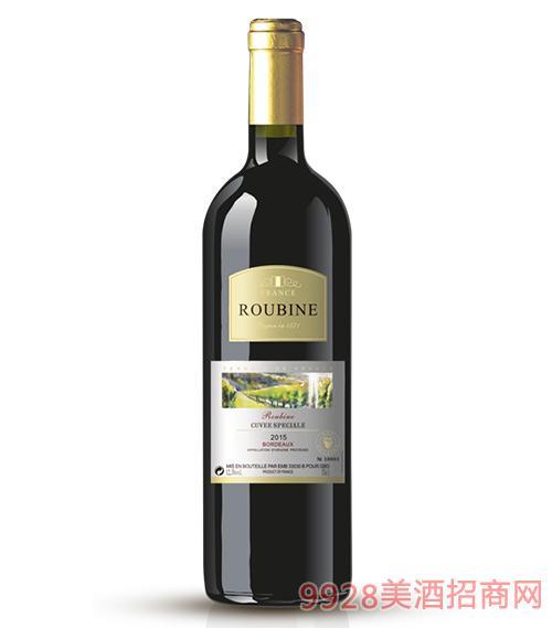 波尔多庄园干红葡萄酒