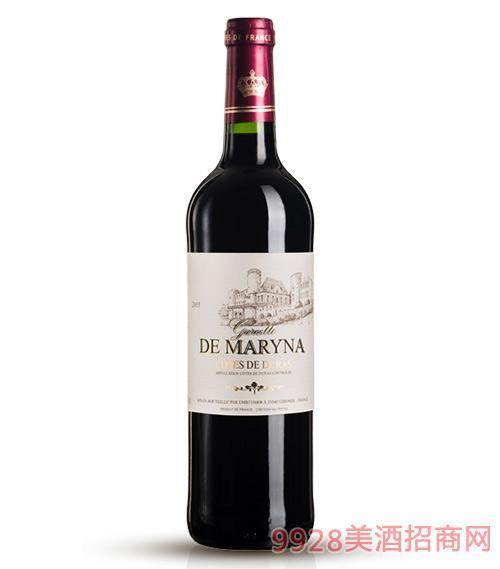 高图美娅干红葡萄酒