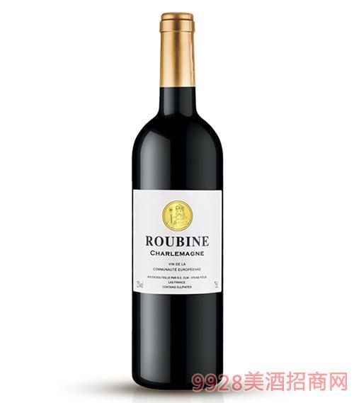 鲁比纳查理大帝干红葡萄酒