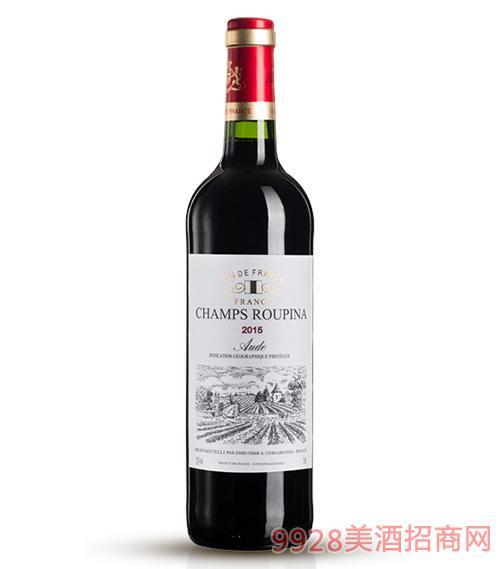 鲁比纳2015奥德干红葡萄酒