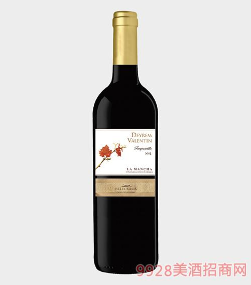 迪瓦酒庄单魄DO干红葡萄酒12度