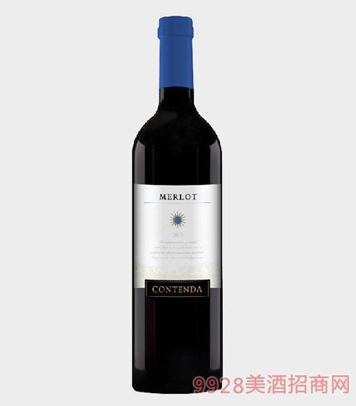 高悦美乐干红葡萄酒12.5度