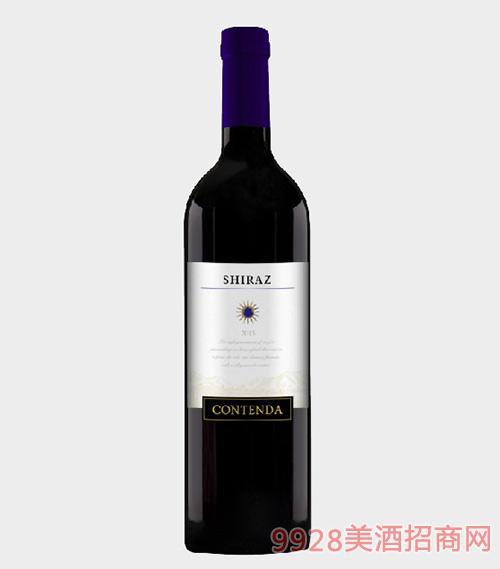 高悦西拉干红葡萄酒12.5度