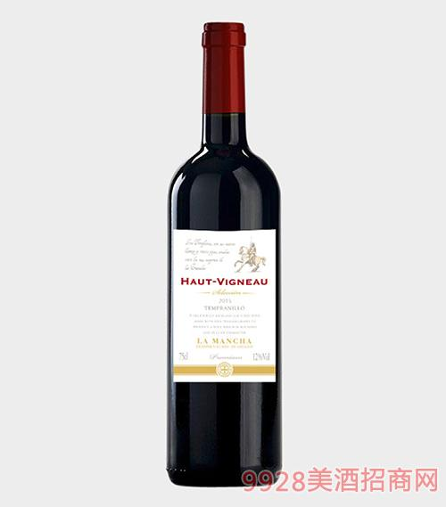 上维诺酒庄DO干红葡萄酒12度