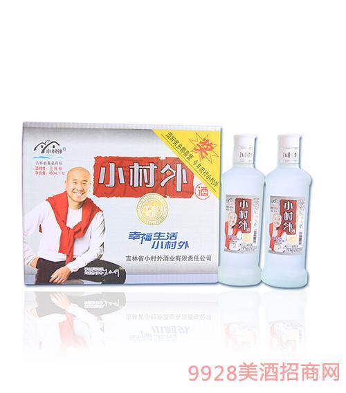 小村外经典原浆酒450ml