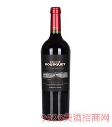 马尔贝克梅洛干红葡萄酒