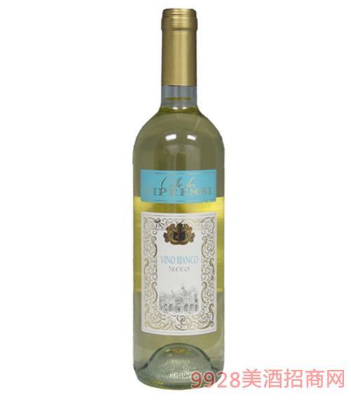 小山柏白葡萄酒