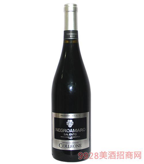 克雷奥黑曼罗干红葡萄酒750ml