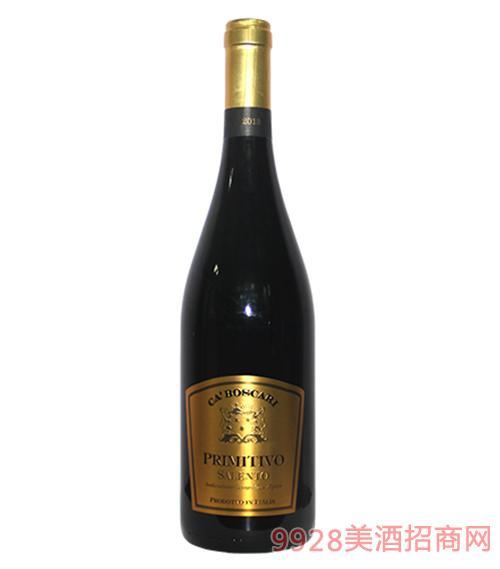 伯斯卡普米蒂干红葡萄酒750ml