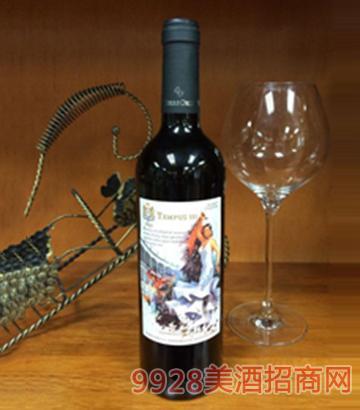 腾云舞者歌海娜干红葡萄酒750ml
